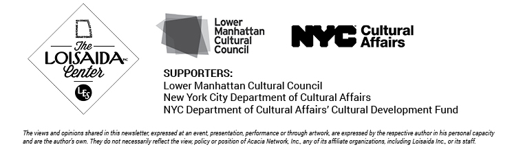 Lower Manhattan Cultural Council, NYC Department of Cultural Affairs