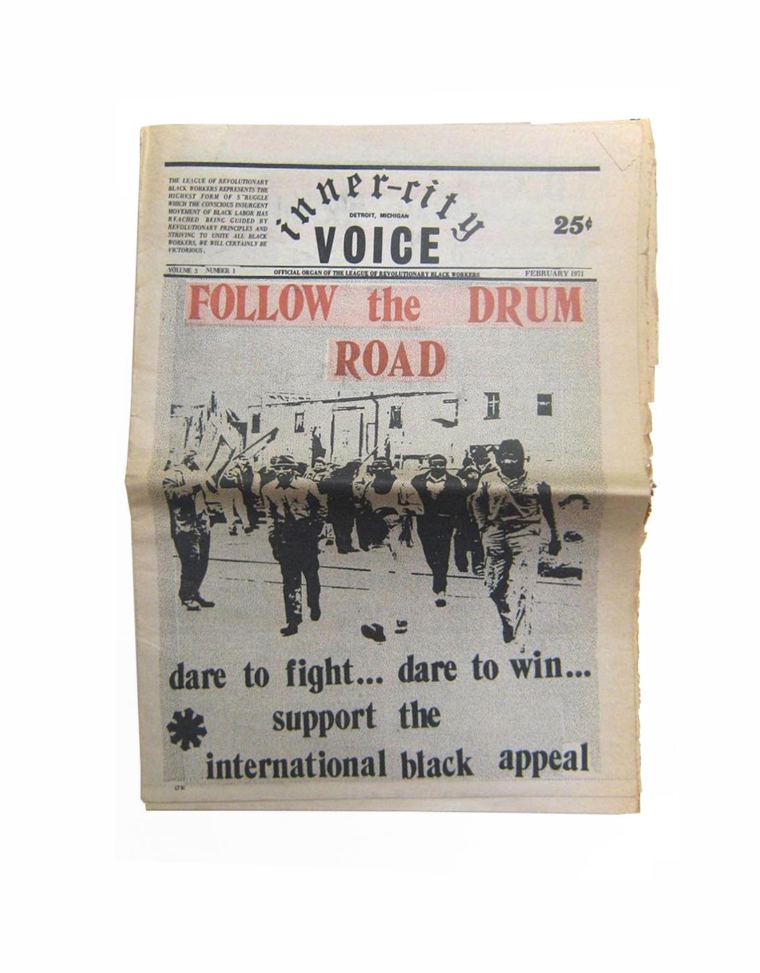 Inner-City-Voice Vol. No. (Febraury 1971)